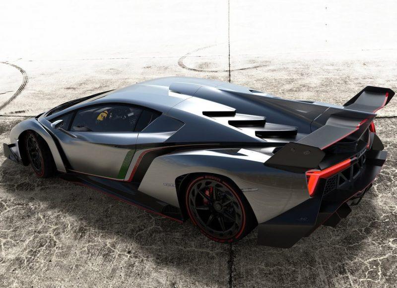 Hypercar Lamborghini Veneno