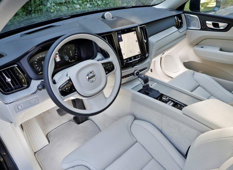 Volvo XC60 Salon