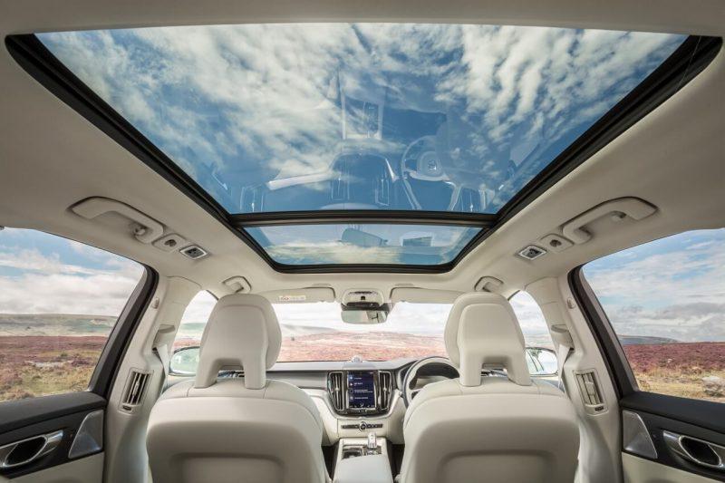 Panoramic roof