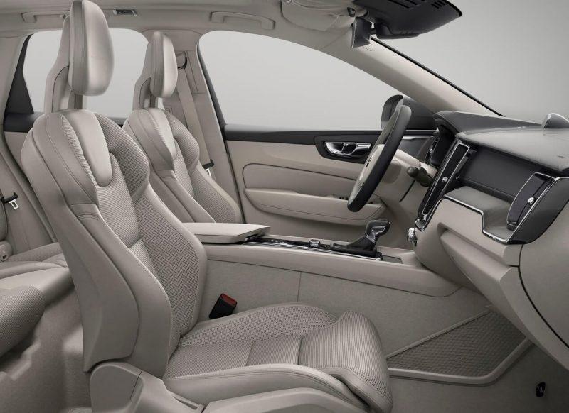 Front seats Volvo XC60