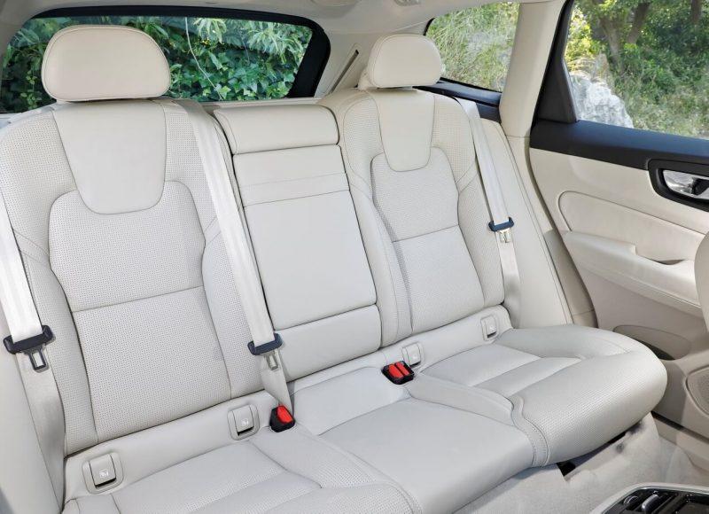 Rear seats Volvo XC60
