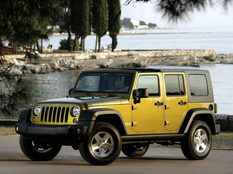 Jeep Wrangler Unlimited Rubicon (JK)
