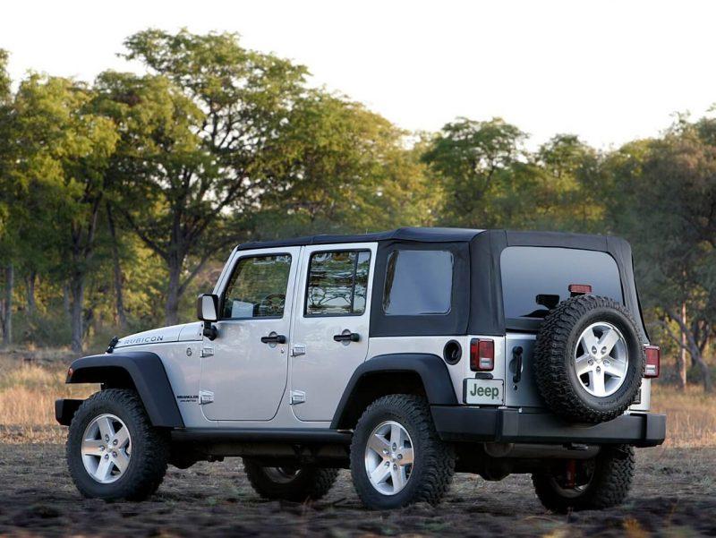 Photo of Jeep Wrangler Unlimited Rubicon (JK)
