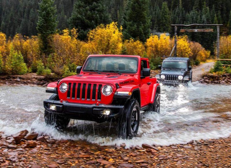 Photo of Jeep Wrangler IV