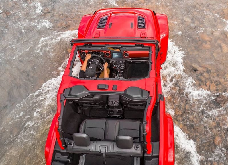 Auto Jeep Wrangler IV