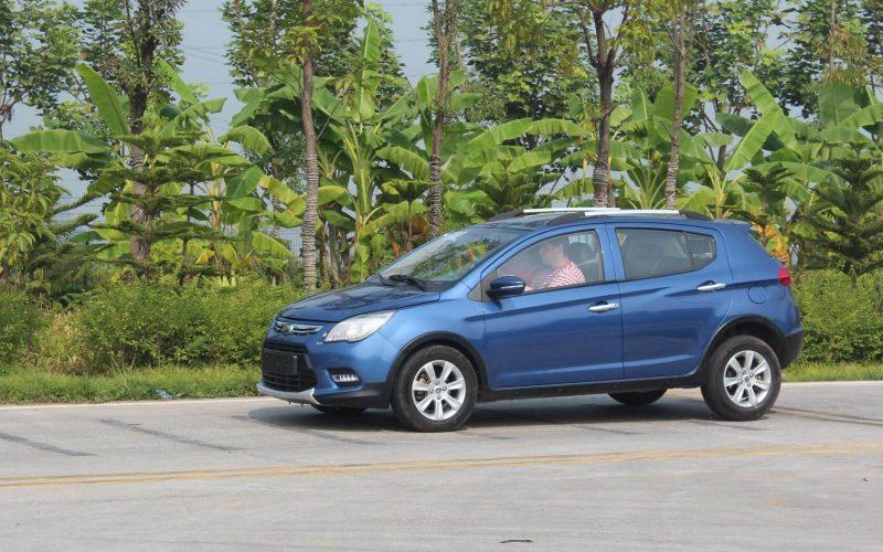 Lifan X50 photo car