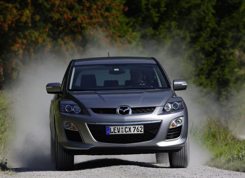 Mazda CX-7 photo auto