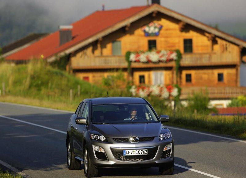 Auto Mazda CX-7 2010