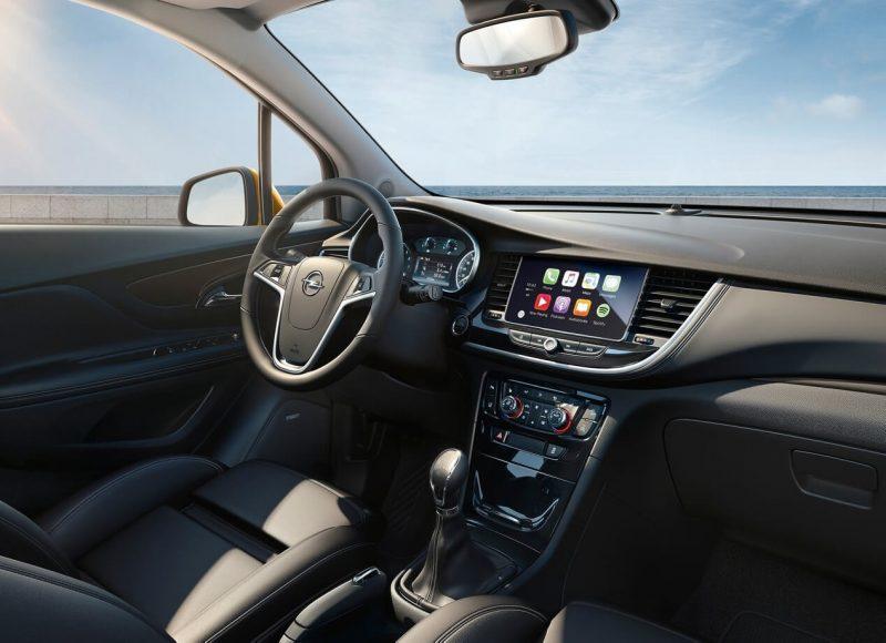 New Opel Mokka salon