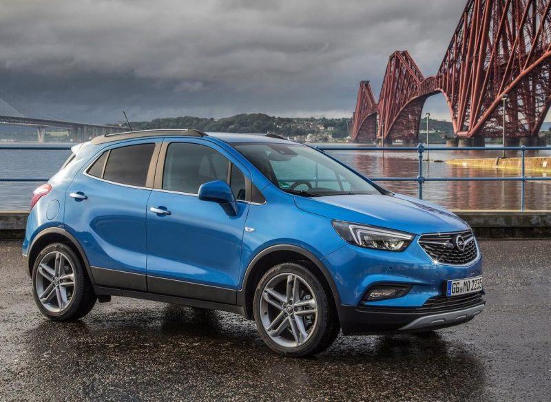 Opel Mokka photo auto