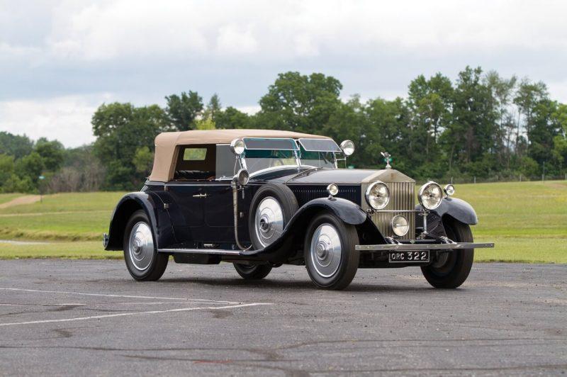 Auto Rolls-Royce Phantom II