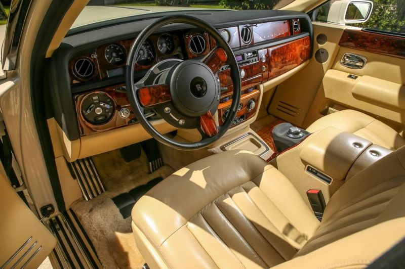 Salon Rolls-Royce Phantom VII