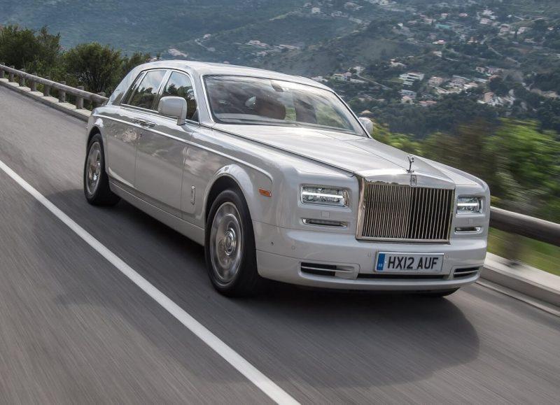 Rolls-Royce Phantom VII restyling