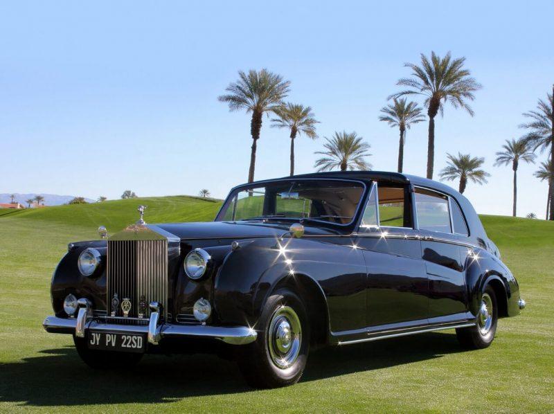 Photo by Rolls-Royce Phantom V