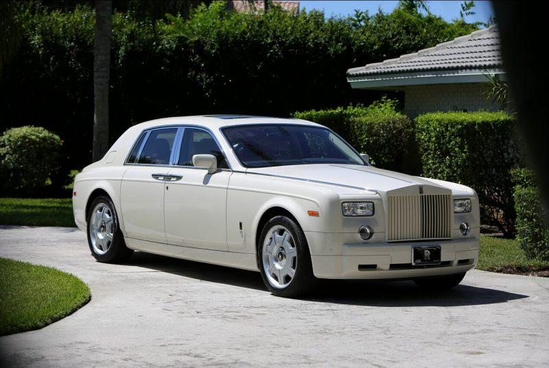 Photo by Rolls-Royce Phantom VII