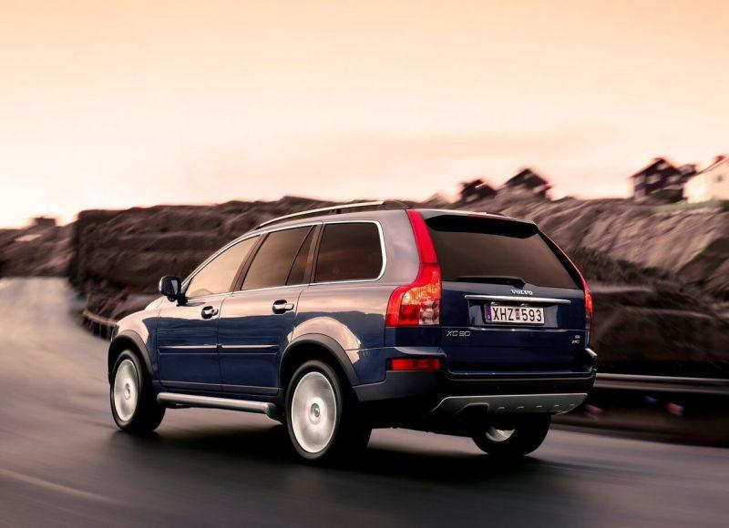 Volvo XC90 photo auto