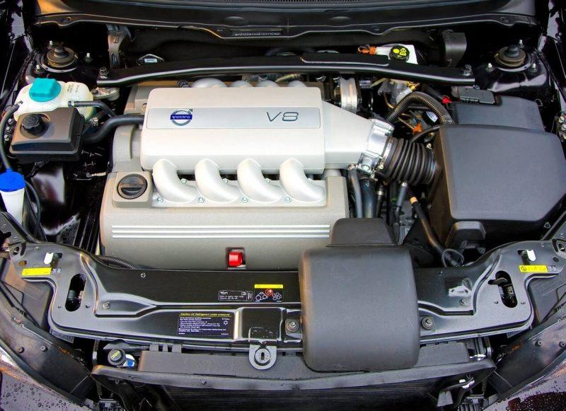 Volvo XC90 2006 engine