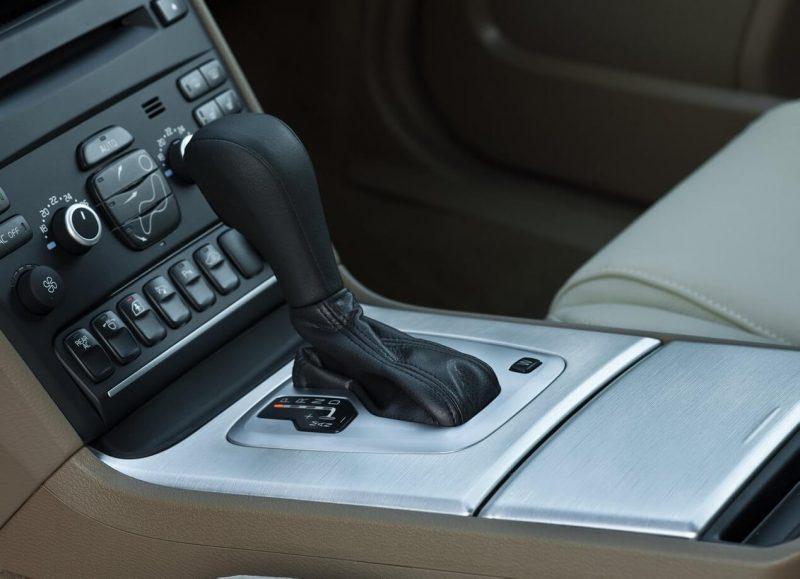 Volvo XC90 gearbox