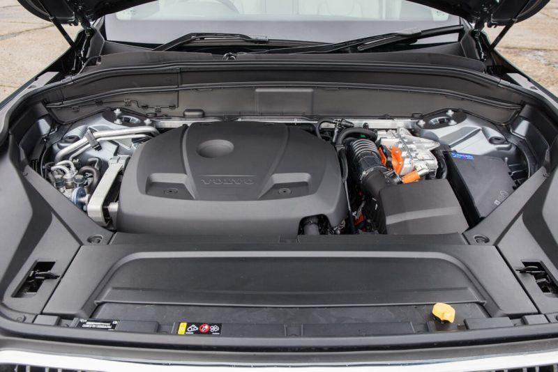 Volvo XC90 II hybrid engine