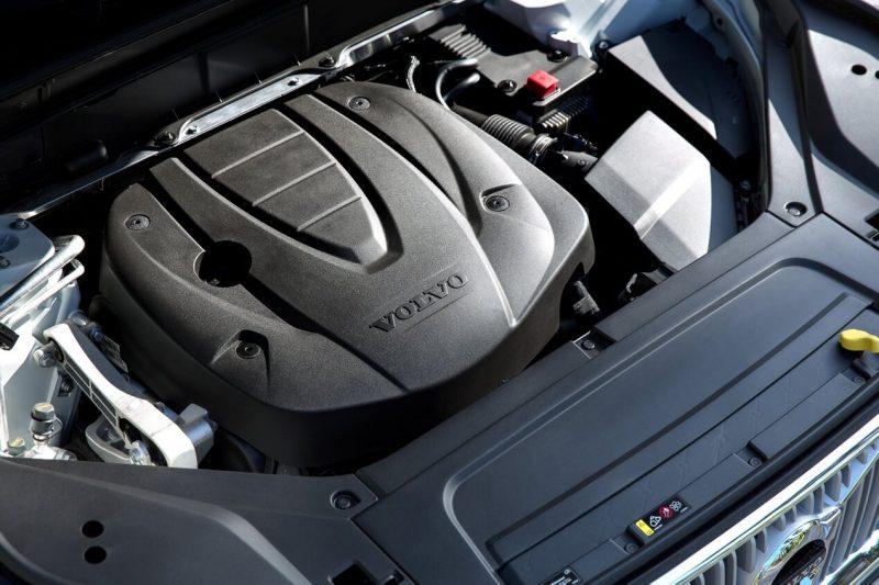 Volvo XC90 II engine