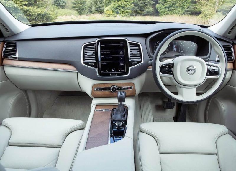 Interior Volvo XC90 II