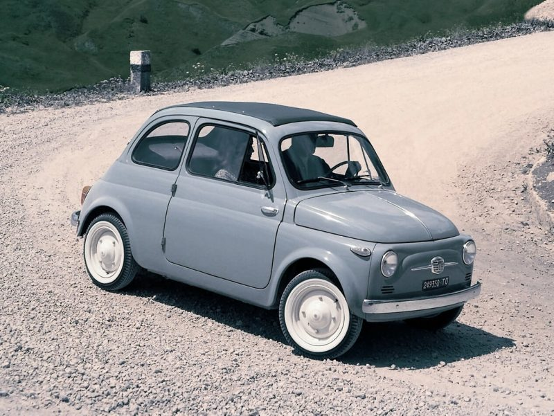 Photo by Fiat 500 Nuova