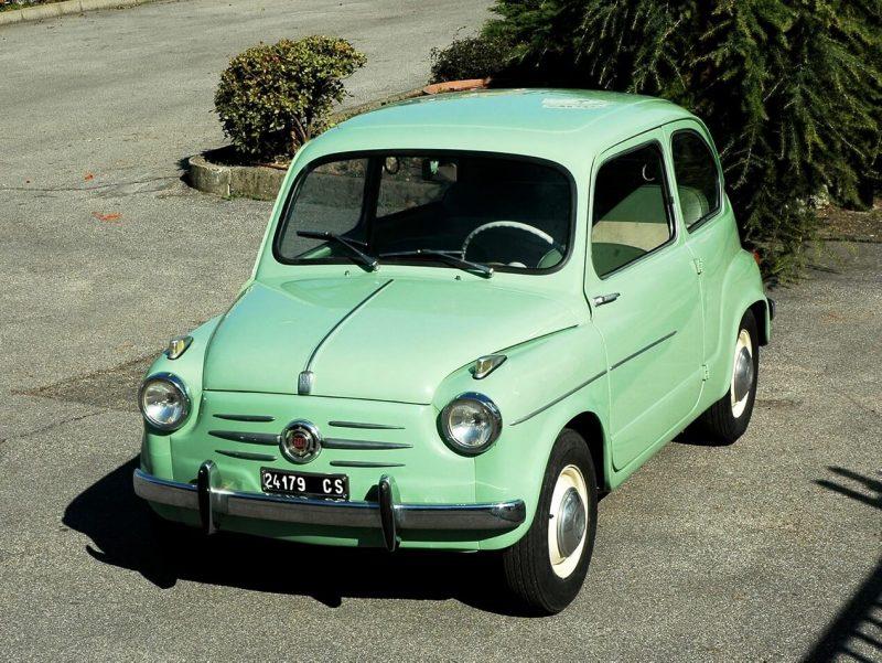 Photo Fiat 600
