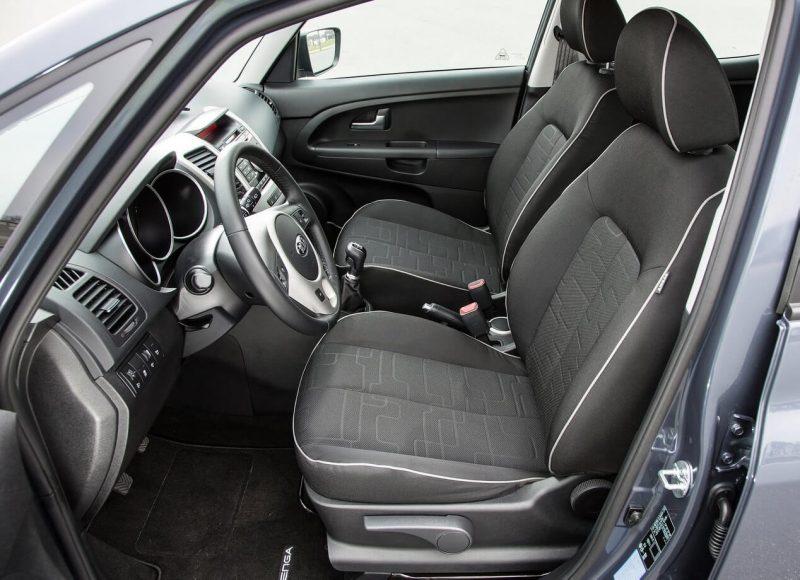 Front seats KIA Venga