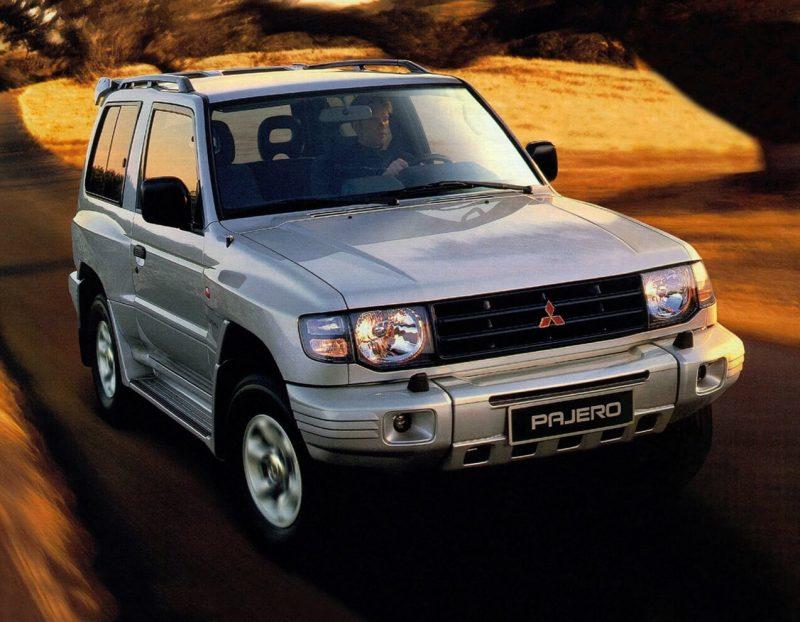 Auto Mitsubishi Pajero 1997