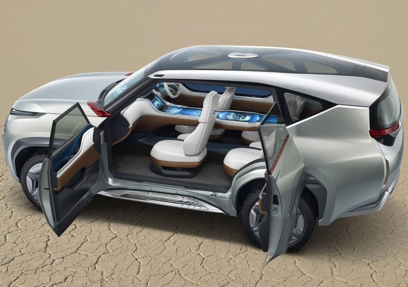 Photo of Mitsubishi GC-PHEV Concept