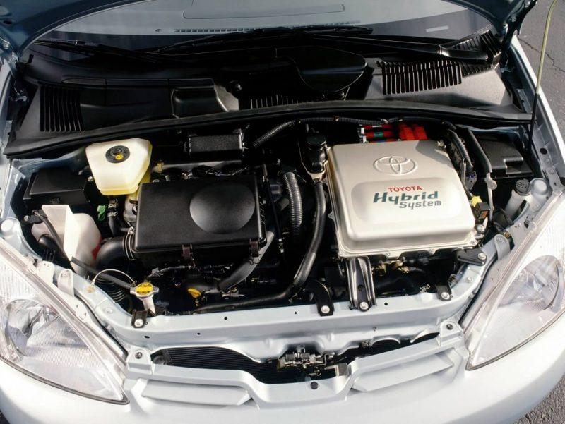 Toyota Prius 2001 engine