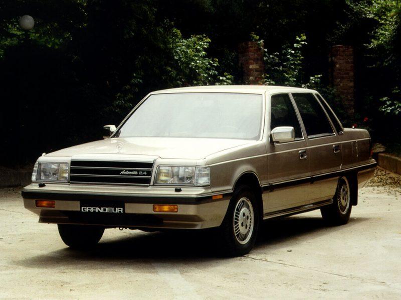 Auto Hyundai Grander I