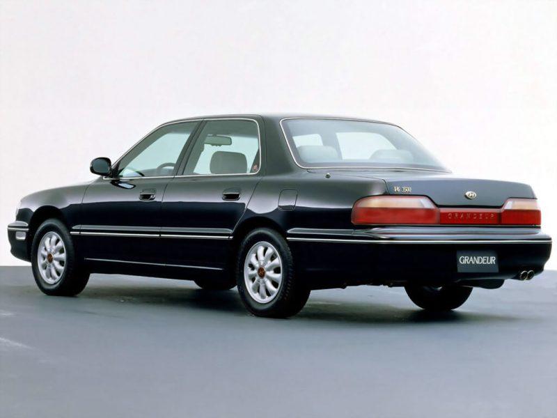 Car Hyundai Grandeur II