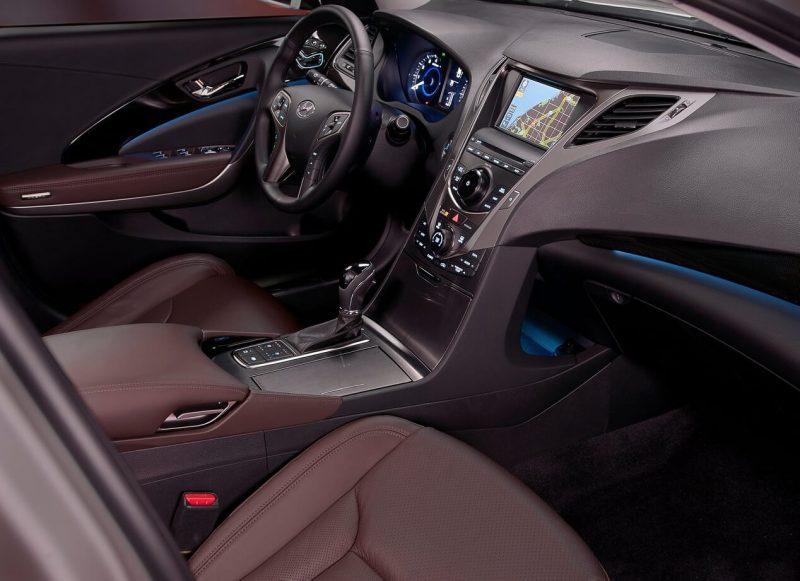 Salon Hyundai Grandeur V