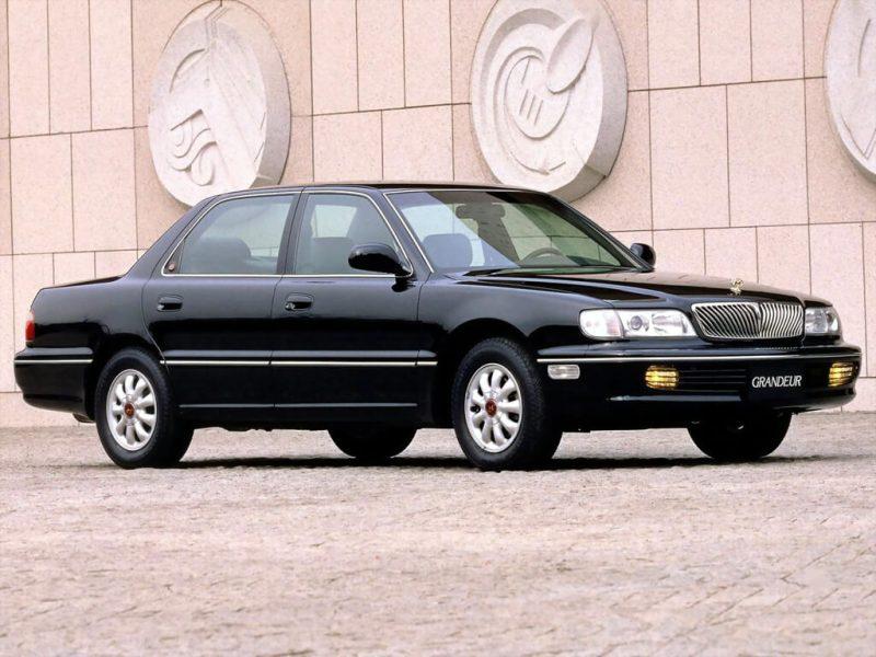 Hyundai Grandeur II