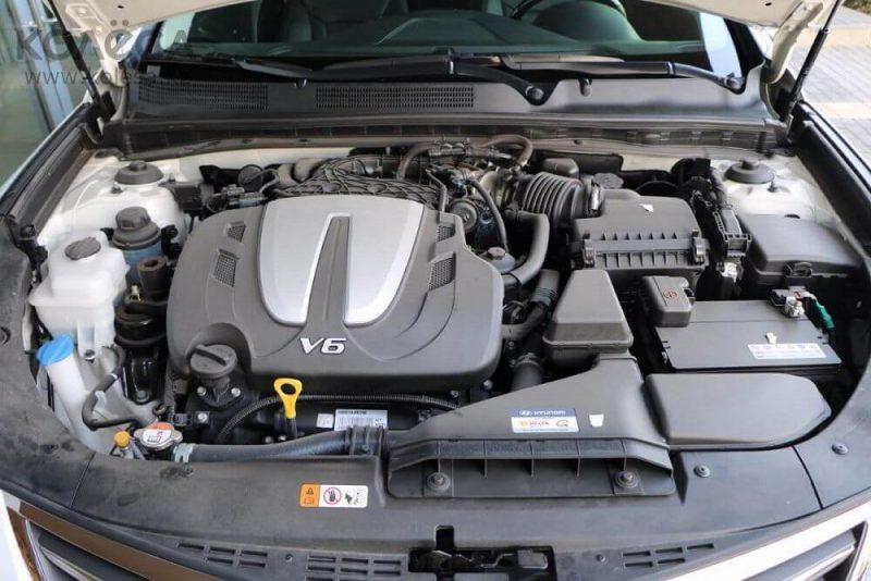 Hyundai Grandeur engine (IG)