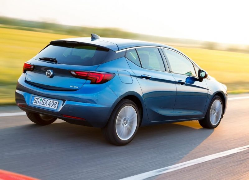 Photo of Opel Astra K