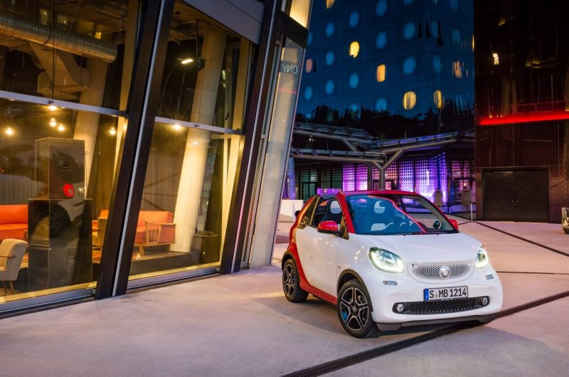 Photo Smart ForTwo Urban Style