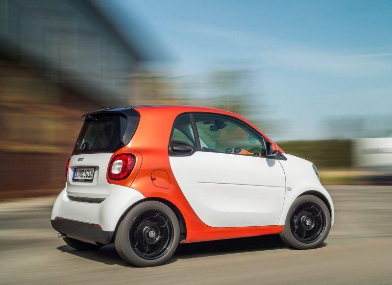 Auto Smart ForTwo 2015