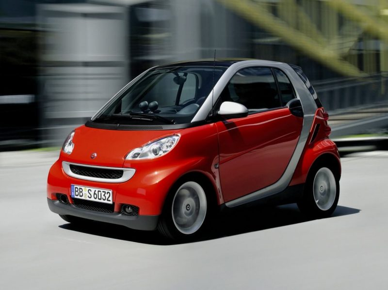 Photo Smart ForTwo Passion