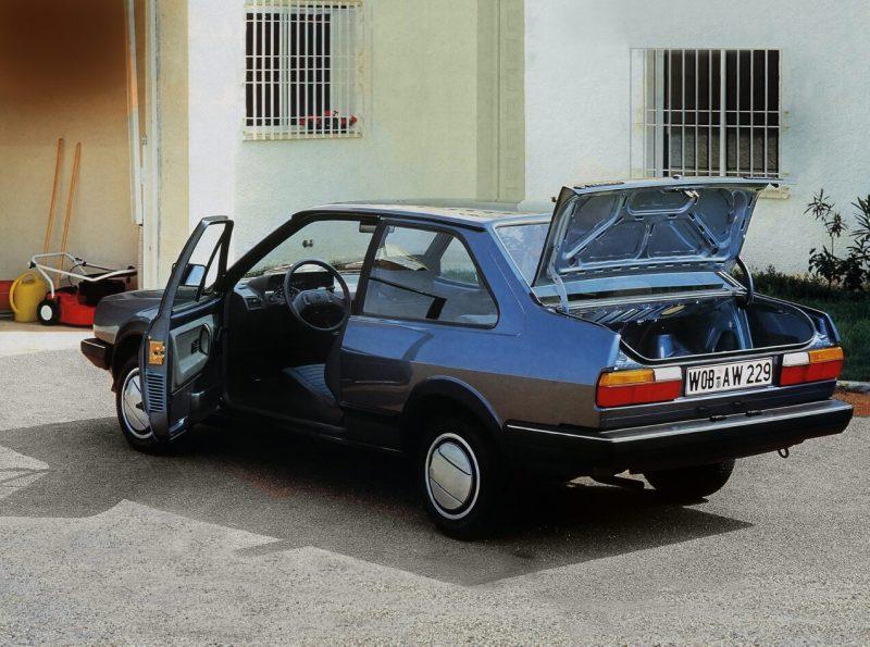 Polo II sedan