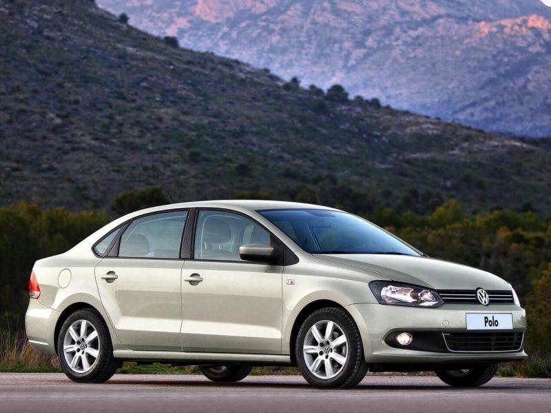 Volkswagen Polo V Generation