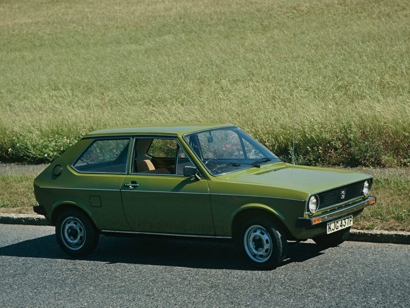 Volkswagen Polo first generation