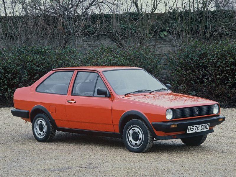 Photo of Volkswagen Polo II
