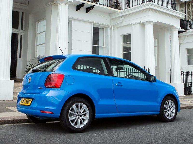 The new Polo 3-door