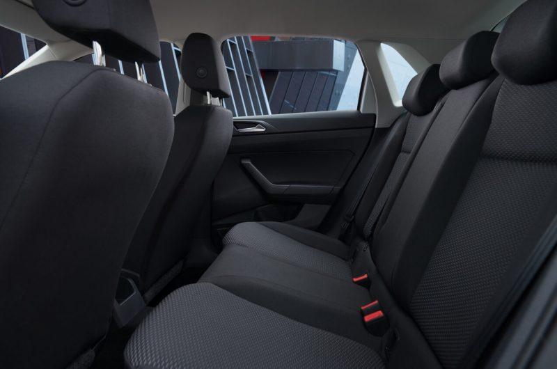 Rear seats Volkswagen Polo