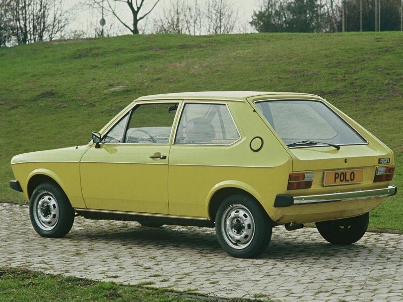 Photo of Volkswagen Polo I