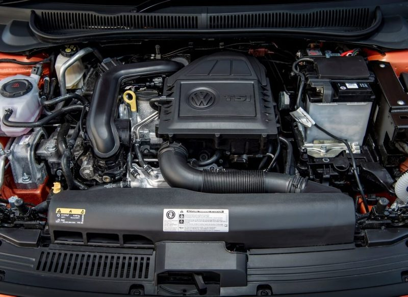 Polo VI engine