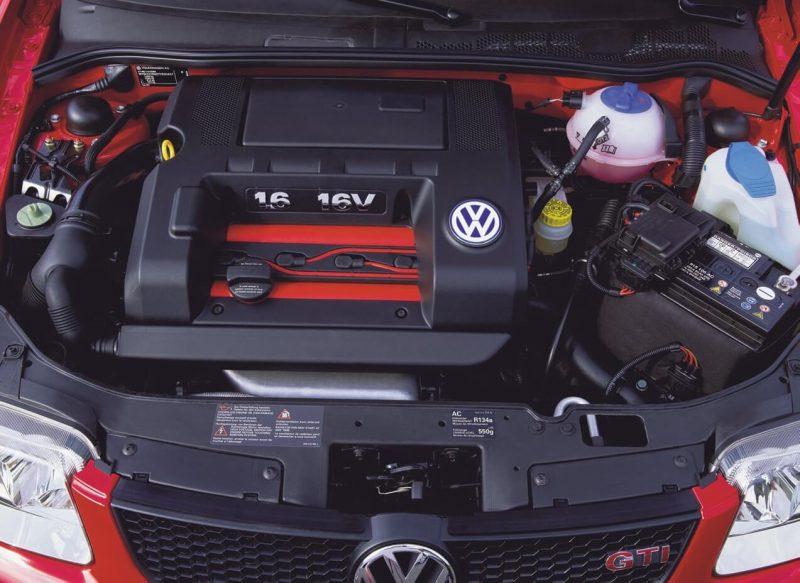 Polo GTI engine