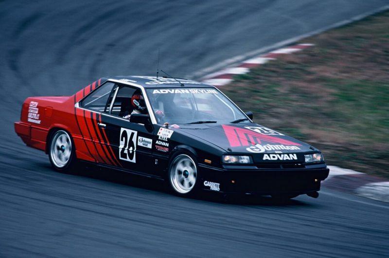 Skyline GTS-R Race Car